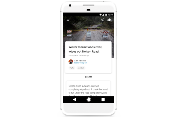 Google Bulletin app launches on Android