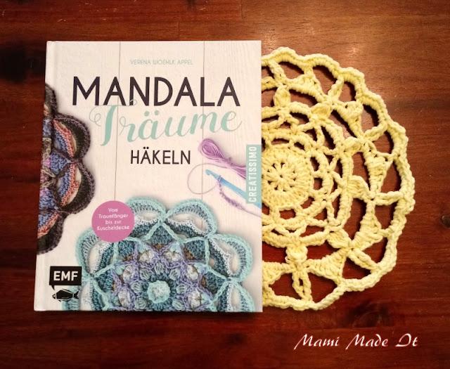 Book tip - Crochet Mandala