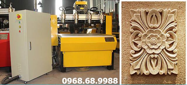 máy điêu khắc gỗ giá rẻ