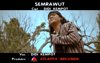 Lirik Lagu Semrawut - Didi Kempot