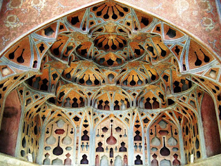 The interweaving beauty of architecture and scince of acoustics performed in this hall, proves the ingenuity of Iranaian architects.