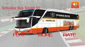 Telolet Bus Driving 3D apk