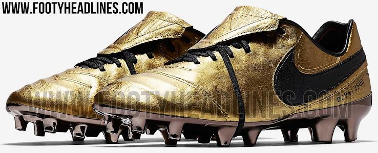 Eigene Totti Fußballschuhe Nike Tiempo X veröffentlicht Roma lK1J3cuTF