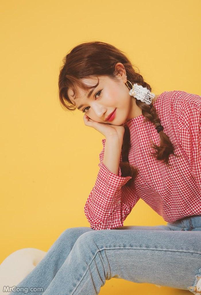 Người đẹp Park Sora trong bộ ảnh thời trang tháng 2/2017 (113 ảnh)