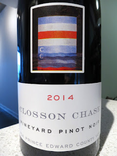 Closson Chase Closson Chase Vineyard Pinot Noir 2014 (90 pts)