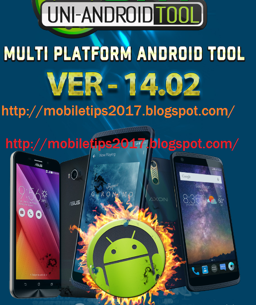 Boom Boom Update 2018 Uni-Android Tool [UAT] Version 14 02 Setup