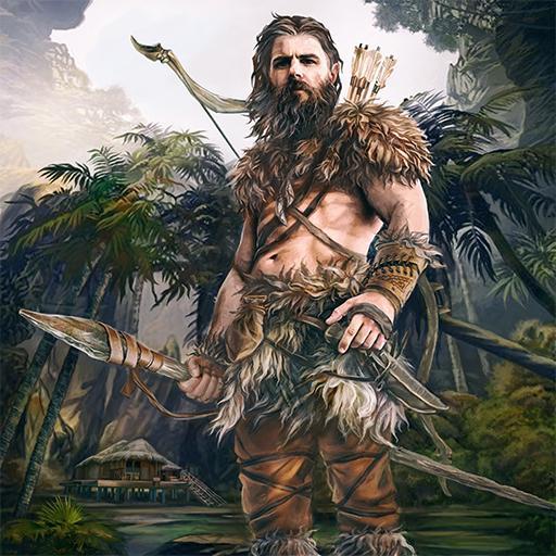 تحميل لعبه Survival Island: EVO – Survivor building home مهكره وجاهزه
