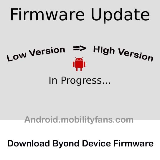 Download Byond Firmware