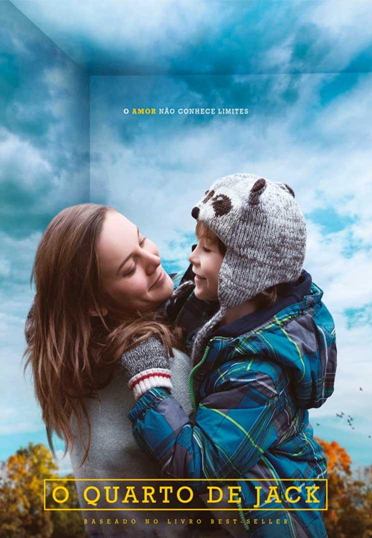 O Quarto de Jack Torrent – Blu-ray Rip 720p e 1080p Dual Áudio (2016)