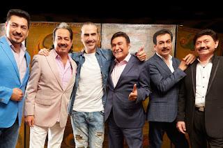Termina la gira 'Rompiendo fronteras' de Alejandro Fernández y Los Tigres del Norte
