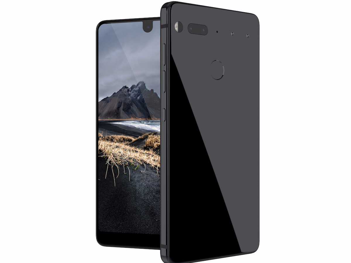 Andy Rubin's Essential phone starts shipping to customers