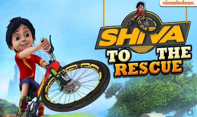 'Shiva‬' Nickelodeon India Tv Show Wiki Plot |Timing |Charactors |Pics |Game