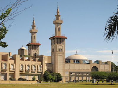 King Fahd Islamic Cultural Centre