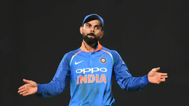 Why Virat Kohli is world's busiest captain