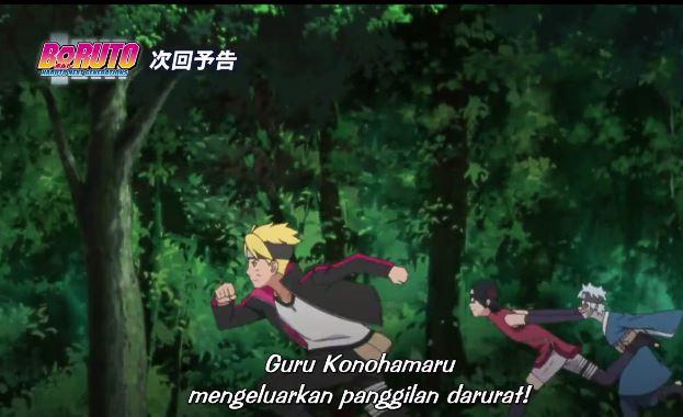 Boruto Episode 42 Subtitle Indonesia