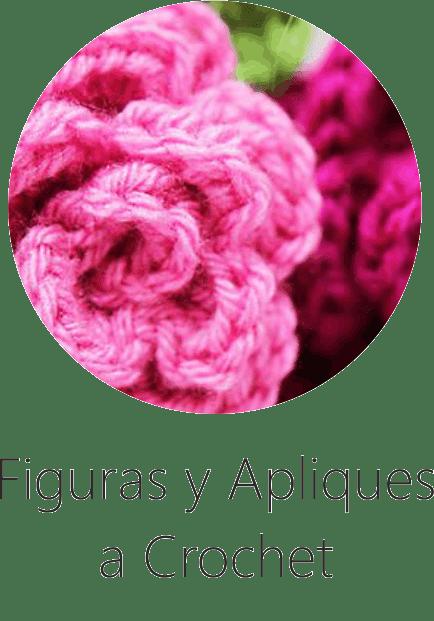 Figuras y Apliques a Crochet