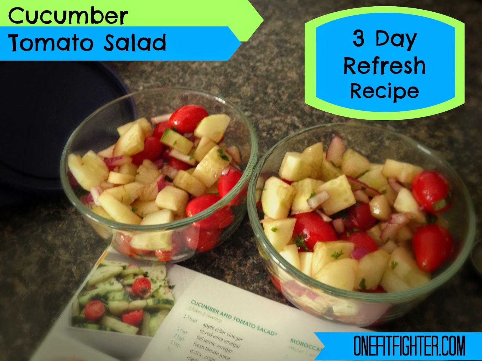 3 day refresh recipes
