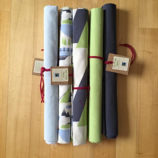 fair-trade organic fabric