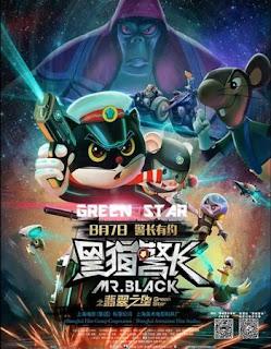 Mr Black Green Star (2015) hindi dubbed movie watch online 720p DVDrip