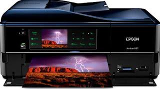 Printer Epson Artisan 837 Driver Download