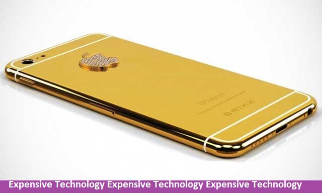 Expensive Technology Most Expensive Cell Phone In The World 2017