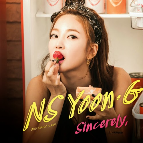 [Single] NS Yoon-G – Sincerely