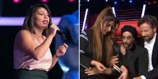 Αυτό που έκαναν οι κριτές του «Τhe Voice» στην διαγωνιζόμενη δεν ξανάγινε