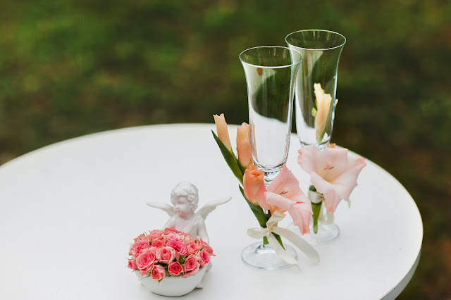 Making the Choice of Wedding Glasses | City of Creative Dreams