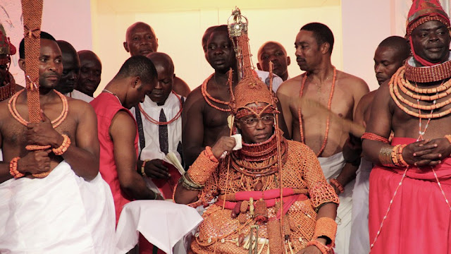 Oba Of Benin Inaugurates Alternative Dispute Resolution Committee