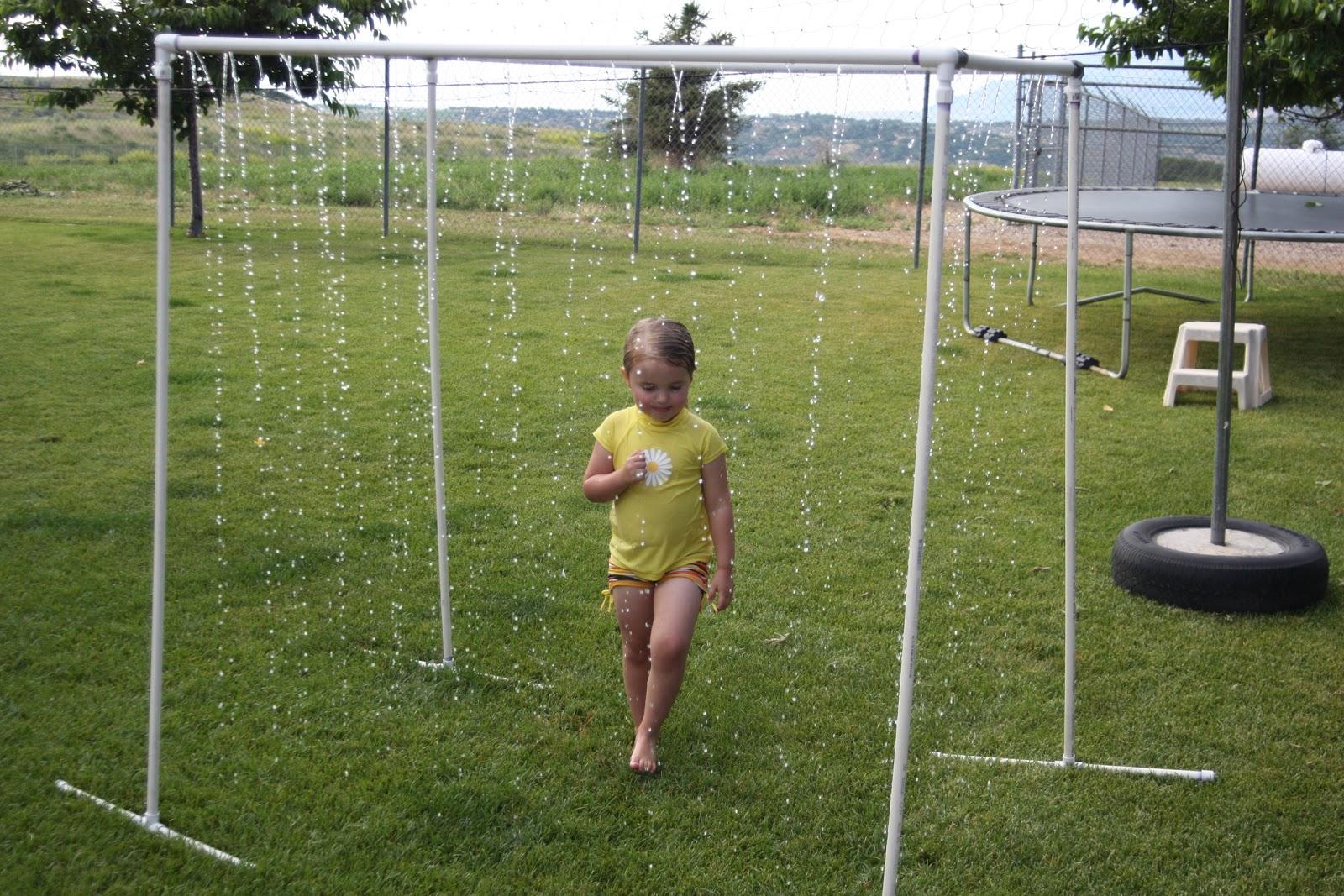 Water Sprinklers Cor Toddlers