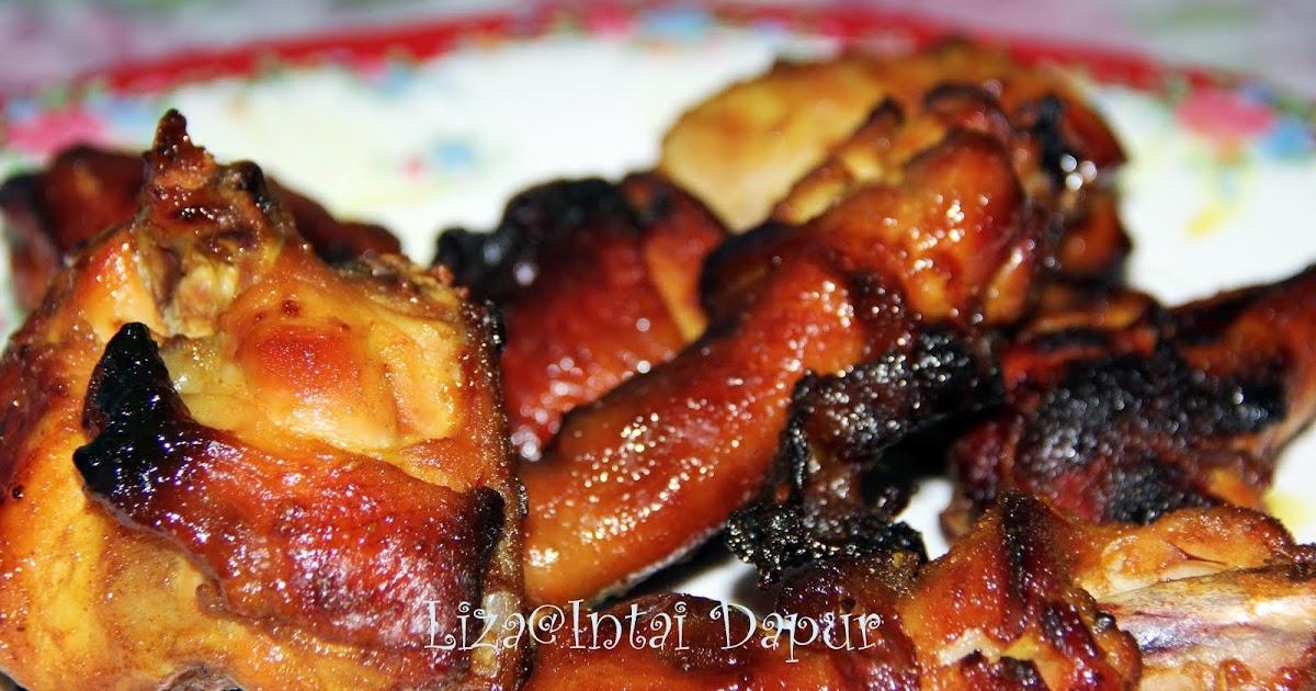 Resepi Ayam Bakar Jintan Manis - Rungon h