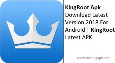 KingRoot Apk-www.missingapk.com