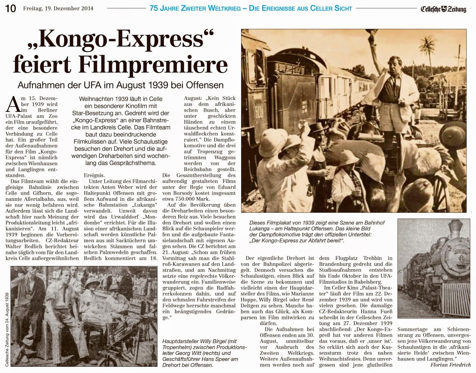 express zeitung heute