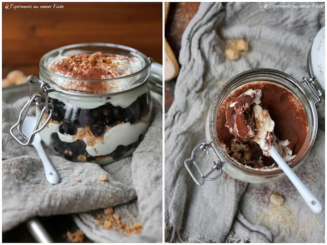 Joghurt-Tiramisu | Rezept | Dessert | Frühstück | Essen | Weight Watchers