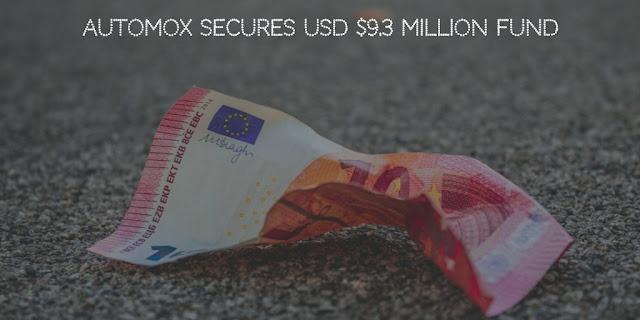 Automox Secures USD $9.3 Million Fund