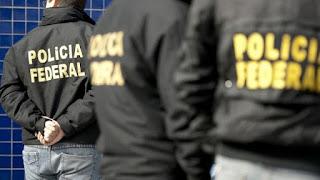 POLICIA FEDERAL CONTRA PEDOFILIA