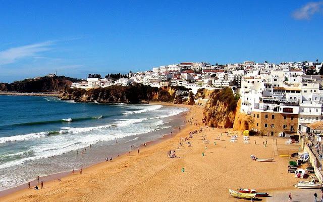 Hospedagem na cidade de Albufeira no Algarve