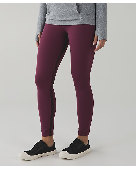 lululemon red-grape-aligns