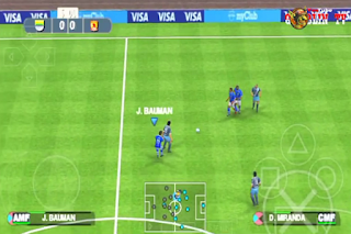 Download Best Quality New Pes Patch Jogress v4.1 Update Transfers 2018/2019 ISO PPSSPP