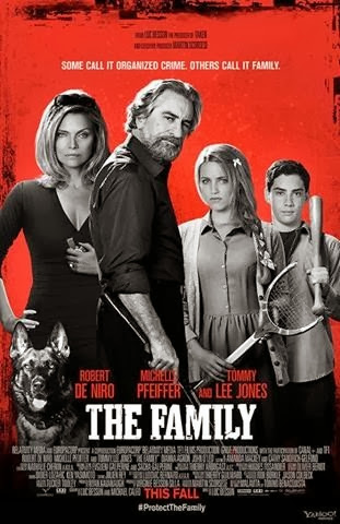 The Family 2013 BluRay 720p 800mb ESub MP4
