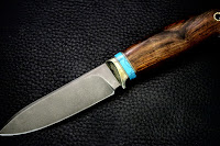 Мастерская Русский Топор - нож Скиннер-1