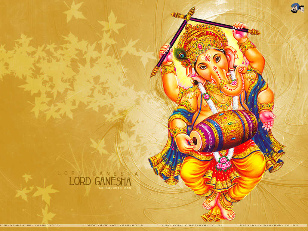 Shree Ganesh Hd Images: All About Wallpapers, Paintings, Idols: Lord Ganesha