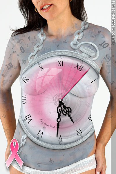 Miracle Body And Paint >> The Breast Cancer Awareness Body Paint Project - if it's ...