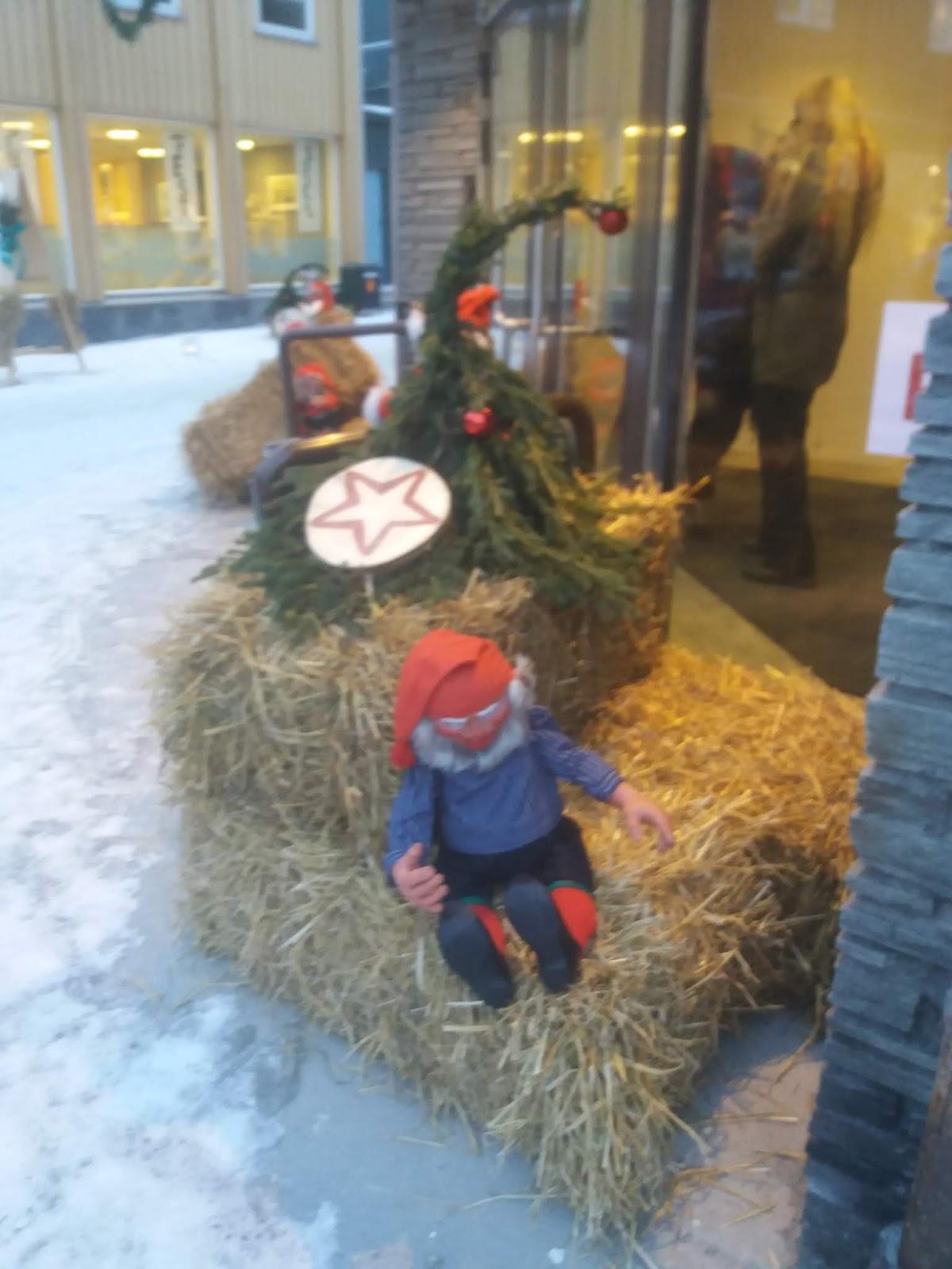 Noorderzon Kerstmarkt In Roros