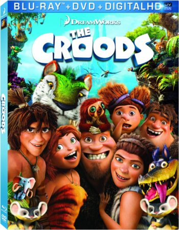 The Croods (2013) Dual Audio Hindi 480p BluRay x264 300MB ESubs Movie Download