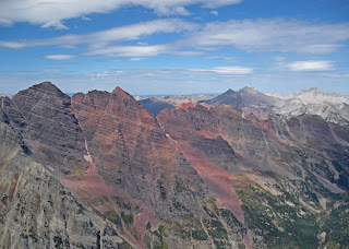 The Elk Range holds some of the deadliest mountains in Colorado