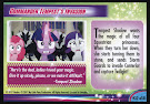 My Little Pony Commander Tempest's Invasion MLP the Movie Trading Card