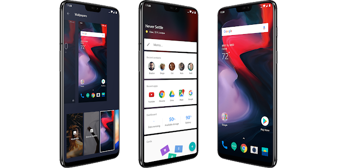 OnePlus 6 receives Android 9 Pie software update