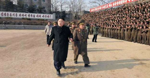 North Korea has a message for the new US president: We're staying heavily armed