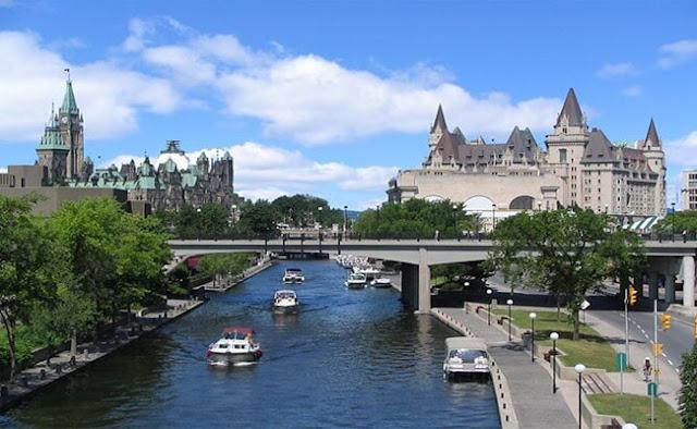 Tìm hiểu điểm du lịch ở Canada